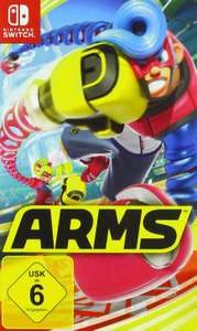 ARMS (Switch) für 39,99€ (Amazon & Müller)