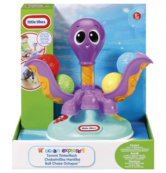 [Galeria Kaufhof] Spielzeug SALE - z.B.: Tommi Tinterfisch für 2,99€, Disney Eiskönigen Puzzle 0,99€, Tiptoi Autorennen 9,99€ (bei Filialabholung versandkostenfrei)