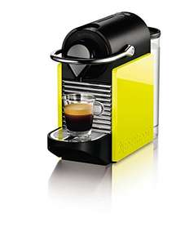 Krups Nespresso Pixie Clips XN3020 Kaffeekapselmaschine & 5€ Gutschein