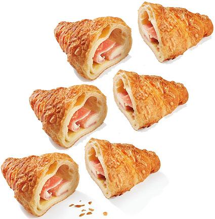 [Lidl] 3-für-2-Aktion für Schinken-Käse-Croissants