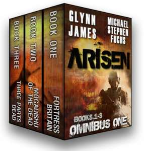 Arisen Sammelband 1-3 (eBook) kostenlos bei Amazon