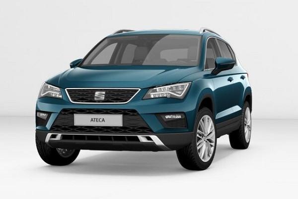 [Leasing] SEAT Ateca Xcellence (1.4l Eco TSI, 150PS) für 268€ brutto mntl. bei 36 Monaten und 10.000 km p.a. // LF 0,66 [PRIVAT & GEWERBE]