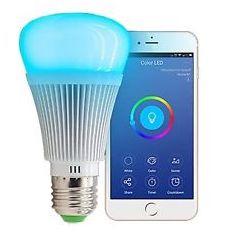 Sonoff B1 6W E27 Smarte Glühbirne (flashbar mit Tasmota, über WLAN / App steuerbar, dimmbar, RGB, warm- & kaltweiß)
