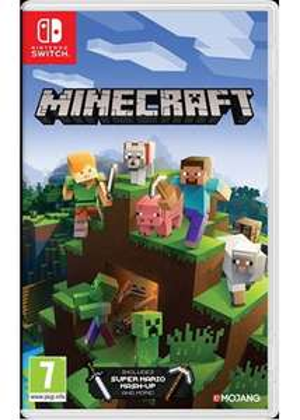 Minecraft Bedrock Edition (Nintendo Switch)