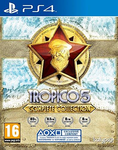 Tropico 5 Complete Collection (PS4) für 16,05€ (Amazon ES)