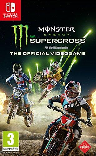Monster Energy Supercross (Nintendo Switch) für 20,49€ (Amazon.es)