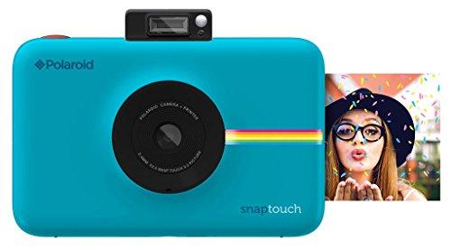 POLAROID Snap Touch Blau Sofortbildkamera, Blau