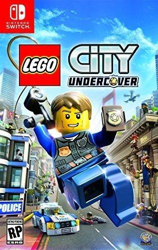 Lego City: Undercover (Switch) für 21,65€ (Amazon US)