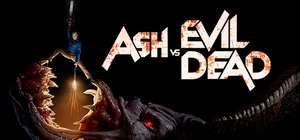 Ash vs. The Evil Dead Staffel 1-3 im Sale bei Steam ab 9€