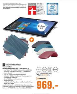 Surface Pro i5/256GB/8GB inkl. Type Cover & Arc Mouse (Regional/Darmstadt & Umgebung)