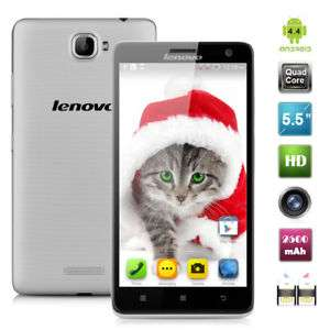 "Lenovo S856 Android 4.4  Quad Core 5.5"" 1G+8GB LTE Aus China Refurbished"