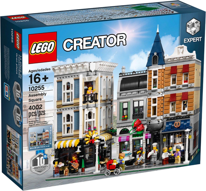 [Amazon.it] LEGO 10255 Assembly Square / Stadtleben für 183,84 €