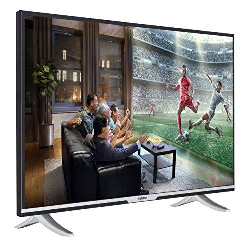 [Amazon] Telefunken XU43D101 108 cm (43 Zoll) Fernseher (4K Ultra HD, Triple Tuner) [Energieklasse A+]