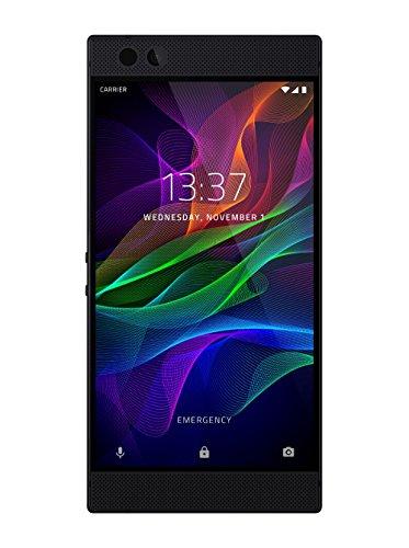 "[amazon] Razer Phone 64GB Schwarz [14,48cm (5,7"") WQHD Display, Android 7.1, 2.45GHz Octa-Core, 12MP Dual]"
