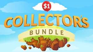 Dollar Collector's Bundle - 10 Steam Spiele für 1€ (Fanatical )