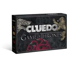 Winning Moves Cluedo Game of Thrones Collector's Edition - Brettspiel [alternate]