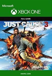 Just Cause 3 (Xbox One Digital Code) für 5,41€ (CDKeys)