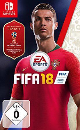 [Amazon] Nintendo Switch: FIFA 18
