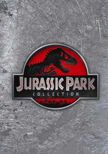 Jurassic Park Collection 4K HDR iTunes