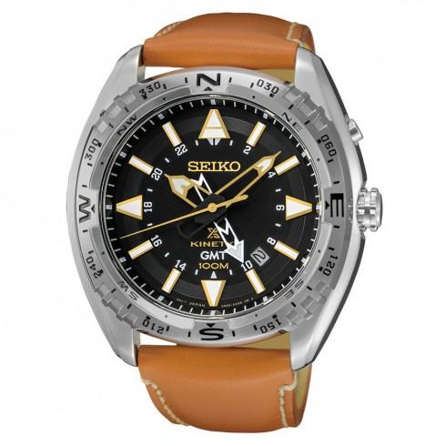 Seiko Prospex Kinetic GMT (Endpreis inkl. EUst und Zoll)