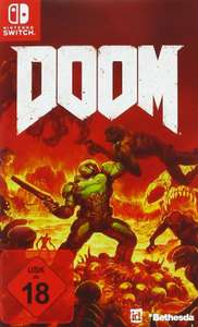 Doom (Switch) für 39,99€ (Müller)