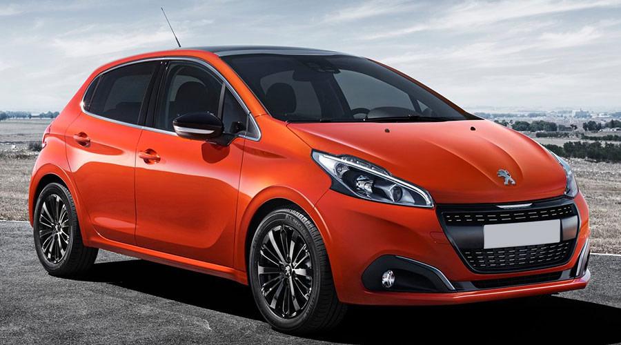 Peugeot 208 Active 1,2 l PureTech 82 PS + Vollkasko Versicherung für 199 €/Monat 17.000 Km pro Jahr