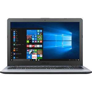 "ASUS R542UQ Notebook - 15,6"" FHD matt, Intel Core i5-8250U, 8GB RAM, 256GB SSD, GeForce 940MX, USB-C, DVD Brenner, Windows 10 für 622€ (Saturn)"