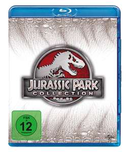 Jurassic Park Collection (Blu-ray) für 15,03€ (Amazon Prime)