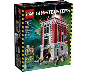 [Amazon.it] LEGO 75827 Ghostbusters Hauptquartier 75827 für 272,75 €