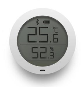 Xiaomi Mi Bluetooth Digital Hygrometer Thermometer für 8,66€ (Zapals)