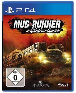 Spintires: MudRunner für 24,00€ [PS4]