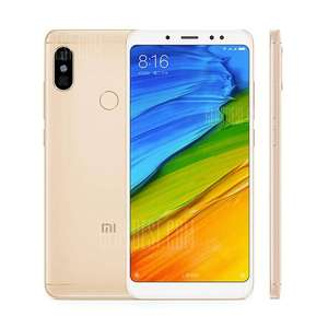 Xiaomi Redmi Note 5 4G Phablet 3GB RAM Global Version - GOLD