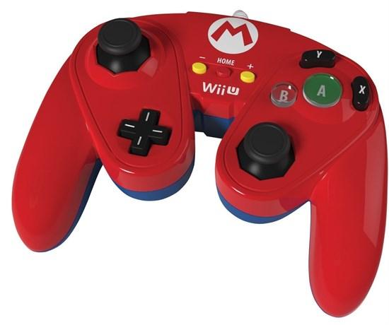 Wii U - Gamecube Controller (Mario Design)  für 10,86€ oder 3 x für 20,88€