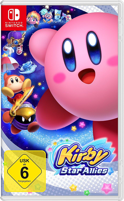 Kirby: Star Allies (Switch) für 43,99€ bei [Amazon]