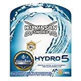 Wilkinson Sword Hydro 5 Klingen, 8 Stück für 11,95€ [Amazon Spar-Abo / Sparabo 5%] für 11,35€