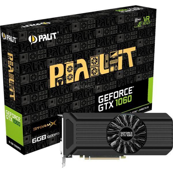 Alternate - PALIT GTX 1060 6GB StormX