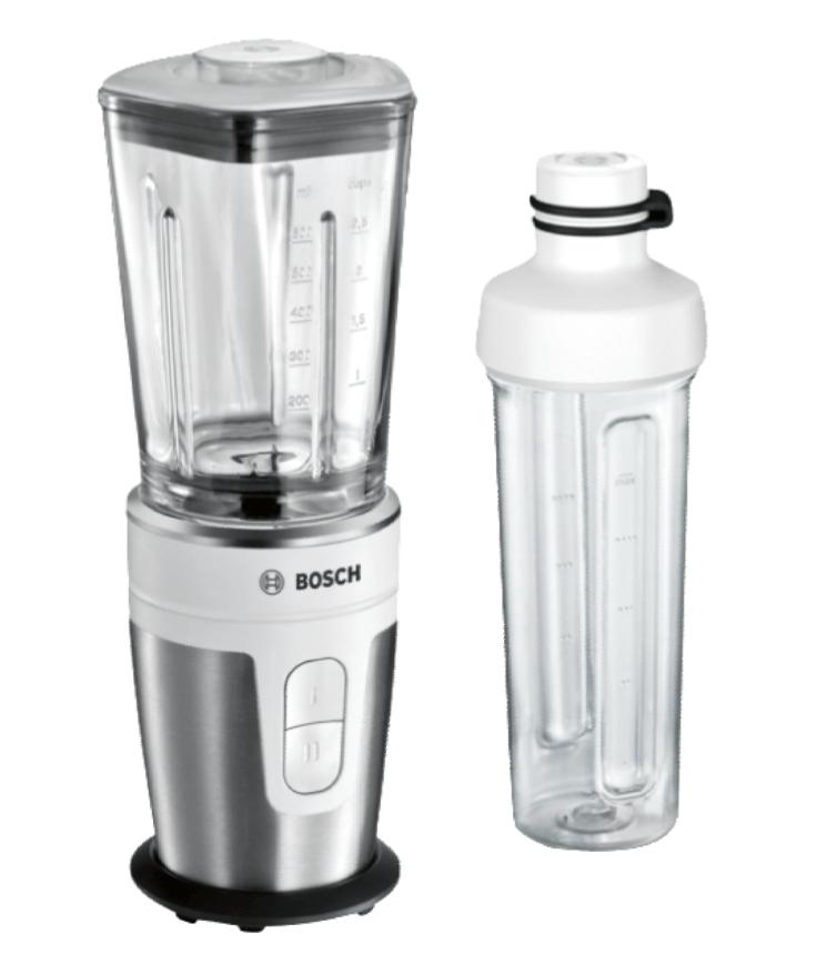 [Media Markt] BOSCH VitaStyleMixx2Go MMBM7G2M Standmixer, Weiß (350 Watt, 0.6 Liter)
