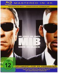 Men in Black (Mastered in 4K Blu-ray) für 4,93€ (Dodax)