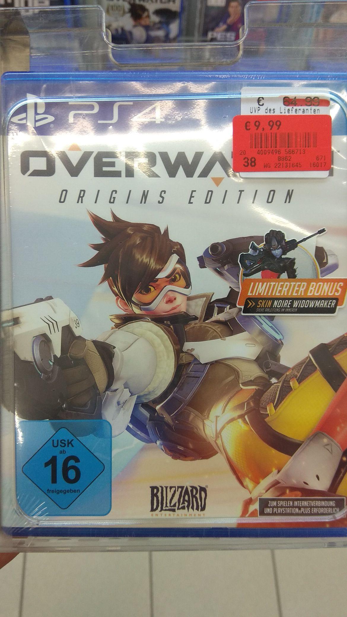 Overwatch PS4 lokal in Bad Frankenhausen