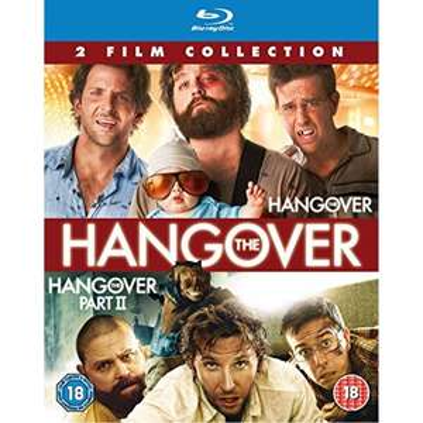 Hangover 1 & 2 (Blu-ray) für 5,49€ (Shop4de)