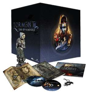 Torment: Tides of Numenera Collectors Edition (PS4) für 39,96€ (GameStop)
