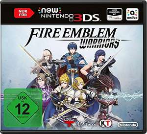 Fire Emblem Warriors (New 3DS) für 12,55€ (Amazon Prime)