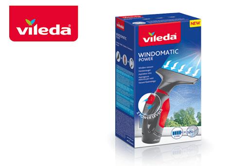 10,- Cashback auf Vileda Windowmatic bei Scondoo