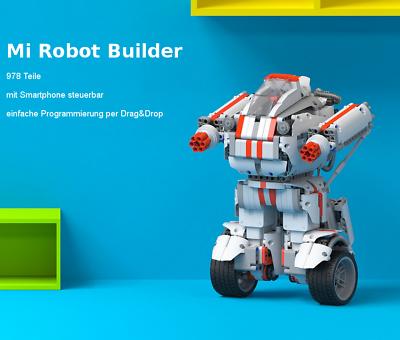 Ebay Wow Deal Xiaomi Robot Builder