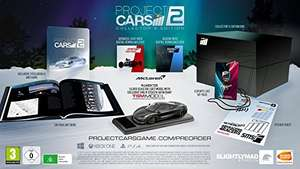 Project Cars 2 Collector's Edition (PS4) für 37,26€ inkl. Versand *UPDATE*