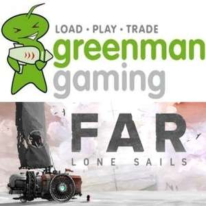 [STEAM] FAR: Lone Sails @ GMG (25% GS-OFF)