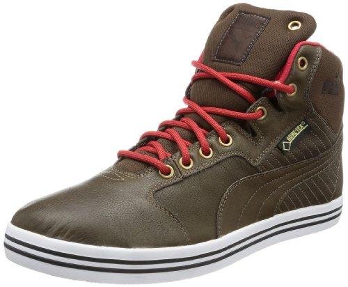 Puma Tatau Mid L GTX, Herren Hohe Sneakers, Braun verschiedene Größen