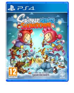 Scribblenauts: Showdown (PS4)
