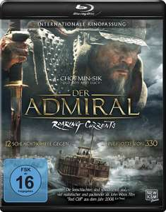 Der Admiral - Roaring Currents (Blu-ray) für 4,68€ (Dodax)