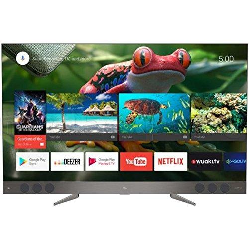 TCL U65X9006 QLED 65 Zoll Fernseher 10 Bit HDR 50 HZ